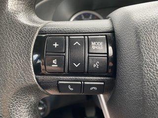 2016 Toyota Hilux GUN126R SR Double Cab White 6 Speed Manual Utility