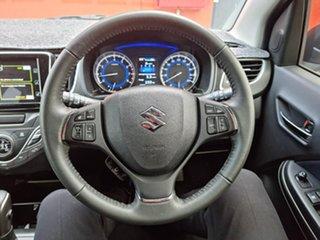 2020 Suzuki Baleno EW Series II GLX Blue 4 Speed Automatic Hatchback