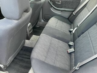 2002 Subaru Liberty MY02 GX (AWD) Silver 4 Speed Automatic Sedan