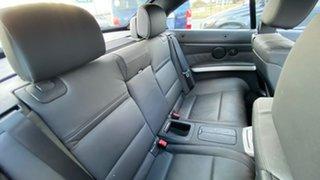 2007 BMW 3 Series E93 335i Steptronic Black 6 Speed Sports Automatic Convertible