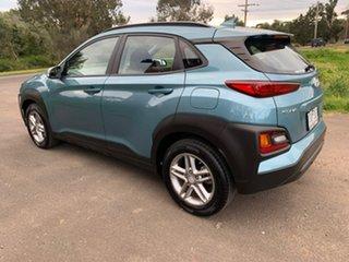 2019 Hyundai Kona OS.2 Active Blue Sports Automatic Wagon.