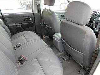 2010 Holden Colorado White 5 Speed Manual Dual Cab