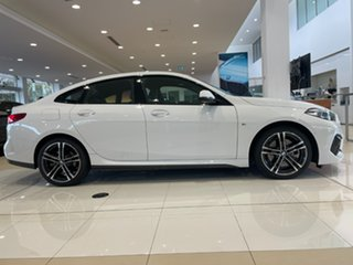 2021 BMW 2 Series F44 220i Gran Coupe DCT Steptronic M Sport Alpine White 7 Speed