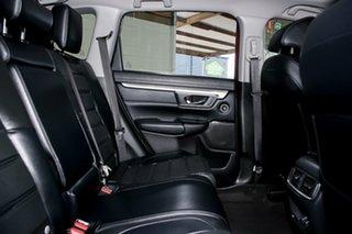 2017 Honda CR-V RW MY18 VTi-LX 4WD Red 1 Speed Constant Variable Wagon