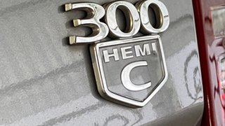 2006 Chrysler 300C MY2006 HEMI Silver 5 Speed Sports Automatic Sedan