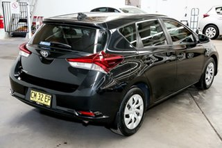 2017 Toyota Corolla ZRE182R Ascent S-CVT Ink 7 Speed Constant Variable Hatchback