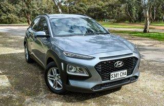 2020 Hyundai Kona OS.3 MY20 Active 2WD Grey 6 Speed Sports Automatic Wagon.