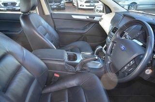 2012 Ford Falcon FG MK2 G6 EcoBoost Brown 6 Speed Automatic Sedan