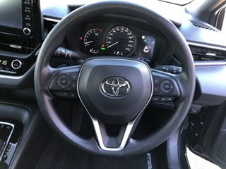 2020 Toyota Corolla ZWE211R Ascent Sport E-CVT Hybrid Peacock Black 10 Speed Constant Variable