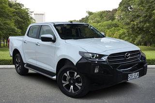 2021 Mazda BT-50 TFS40J XTR Ice White 6 Speed Sports Automatic Utility.