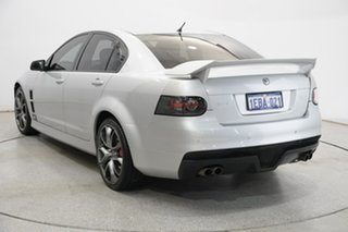 2008 Holden Special Vehicles ClubSport E Series R8 Silver 6 Speed Manual Sedan.