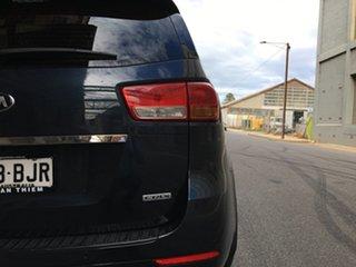 2015 Kia Carnival YP MY15 S Gravity Blue 6 Speed Sports Automatic Wagon