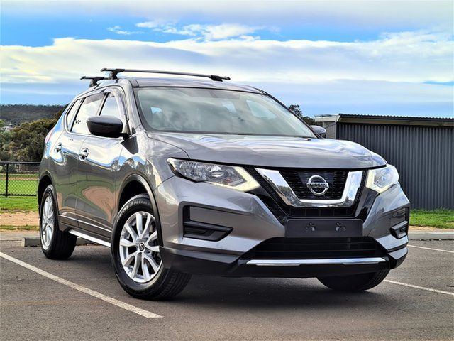 Used Nissan X-Trail T32 Series II ST X-tronic 4WD St Marys, 2018 Nissan X-Trail T32 Series II ST X-tronic 4WD Grey 7 Speed Constant Variable Wagon