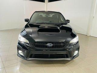 2017 Subaru WRX V1 MY18 Premium Lineartronic AWD Black 8 Speed Constant Variable Sedan.