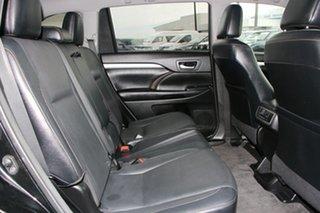 2017 Toyota Kluger GSU55R GXL AWD Eclipse Black 8 Speed Sports Automatic Wagon
