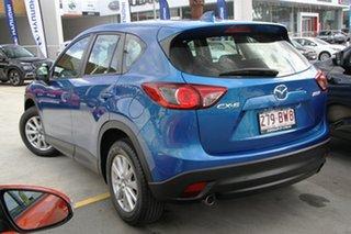 2012 Mazda CX-5 KE1071 Maxx SKYACTIV-Drive Sport Blue 6 Speed Sports Automatic Wagon.