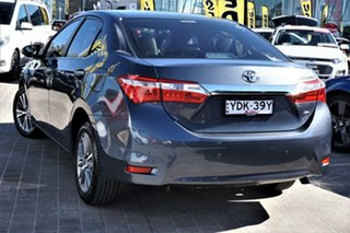 2016 Toyota Corolla ZRE182R ZR S-CVT Grey 7 Speed Constant Variable Hatchback