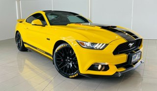 2017 Ford Mustang FM 2017MY GT Fastback SelectShift Yellow 6 Speed Sports Automatic Fastback.