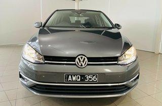 2018 Volkswagen Golf 7.5 MY18 110TSI DSG Comfortline Grey 7 Speed Sports Automatic Dual Clutch.