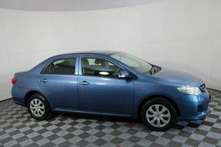 2010 Toyota Corolla ZRE152R MY11 Ascent Blue 4 Speed Automatic Sedan.