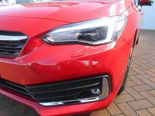 2021 Subaru Impreza G5 MY21 2.0i-S CVT AWD Pure Red 7 Speed Constant Variable Hatchback