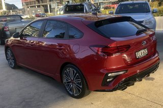 2020 Kia Cerato BD MY20 GT DCT Red 7 Speed Sports Automatic Dual Clutch Hatchback