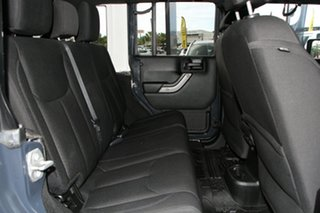 2017 Jeep Wrangler JK MY18 Unlimited Sport Grey 5 Speed Automatic Softtop