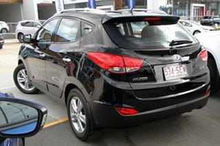 2011 Hyundai ix35 LM MY12 Elite AWD Black 6 Speed Sports Automatic Wagon.
