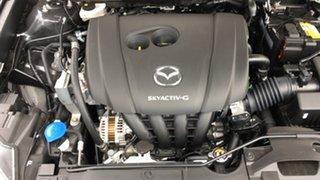 2021 Mazda CX-3 DK2W7A Akari SKYACTIV-Drive FWD Machine Grey 6 Speed Sports Automatic Wagon