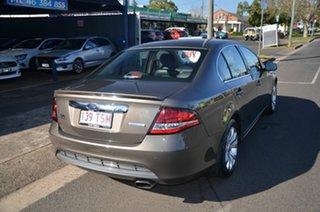 2012 Ford Falcon FG MK2 G6 EcoBoost Brown 6 Speed Automatic Sedan.
