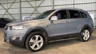 2013 Holden Captiva CG MY13 7 AWD LX Grey 6 Speed Sports Automatic Wagon.