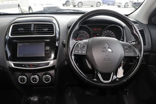 2016 Mitsubishi ASX XB MY15.5 LS 2WD Cool Silver 6 Speed Constant Variable Wagon