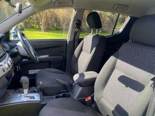 2015 Mitsubishi Triton MN MY15 GLX-R Double Cab White 5 Speed Sports Automatic Utility