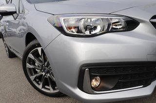 2021 Subaru Impreza G5 MY21 2.0i-L CVT AWD Ice Silver 7 Speed Constant Variable Hatchback.