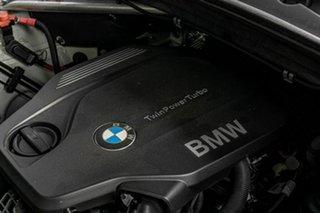 2017 BMW X4 F26 xDrive20d Coupe Steptronic White 8 Speed Automatic Wagon