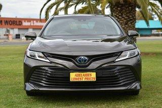 2018 Toyota Camry AXVH71R Ascent Bronze 6 Speed Constant Variable Sedan Hybrid.
