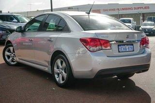 2012 Holden Cruze JH Series II MY12 SRi-V Grey 6 Speed Manual Sedan.