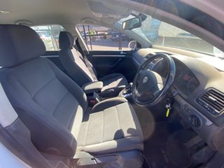 2007 Volkswagen Golf V MY08 Comfortline DSG Candy White 6 Speed Sports Automatic Dual Clutch