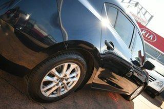2015 Mazda 3 BM Touring Blue 6 Speed Automatic Sedan