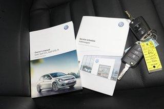 2017 Volkswagen Golf VII MY17 R 4MOTION Blue 6 Speed Manual Hatchback