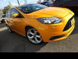 Ford FOCUS (EU) 2014.00 MY 5 DOOR HATCH SVP ST 2.0L PETROL 186KW 6SPD MAN.