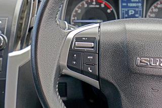 2016 Isuzu D-MAX MY15 LS-U Crew Cab Red 5 Speed Sports Automatic Utility