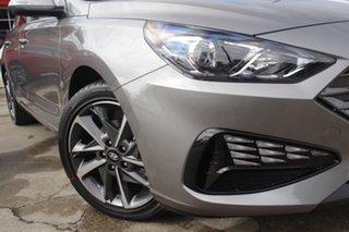 2021 Hyundai i30 PD.V4 MY21 Elite Fluidic Metal 6 Speed Sports Automatic Hatchback.
