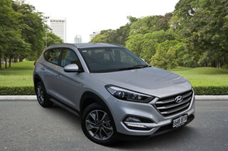 2017 Hyundai Tucson TL MY18 Active X 2WD Billet Silver 6 Speed Sports Automatic Wagon