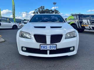 2010 Holden Ute SS V - Special Edition White Sports Automatic Extracab.