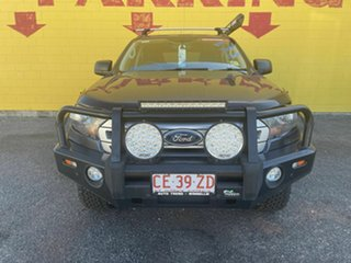 2015 Ford Everest UA Ambiente Grey 6 Speed Sports Automatic SUV.
