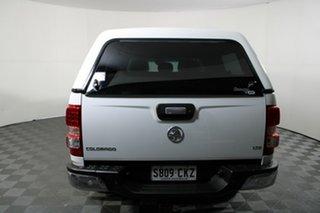 2017 Holden Colorado RG MY18 LTZ Pickup Crew Cab White 6 Speed Sports Automatic Utility.