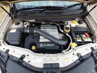 2006 Holden Captiva CG LX AWD Gold 5 Speed Sports Automatic Wagon