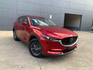 2021 Mazda CX-5 KF2W7A Maxx SKYACTIV-Drive FWD Soul Red Crystal 6 Speed Sports Automatic Wagon.