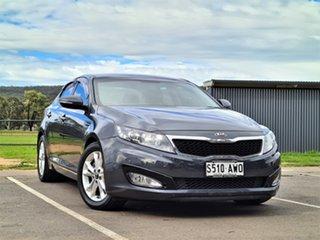 2012 Kia Optima TF MY12 SI Grey 6 Speed Sports Automatic Sedan.